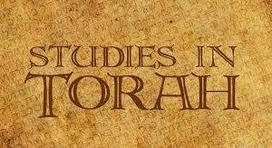 Studies In Torah