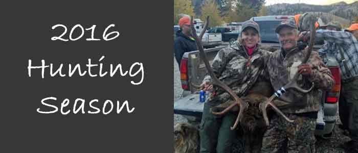 2016 Idaho Hunting Season