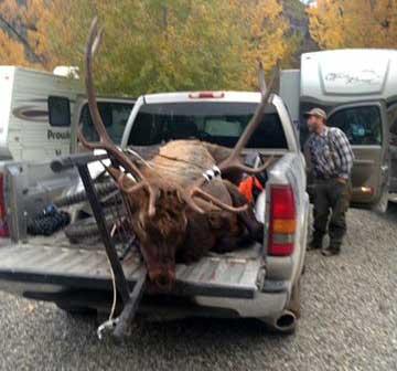 2016 Hunting Success