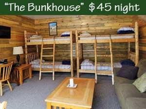 Bunkhouse Rental