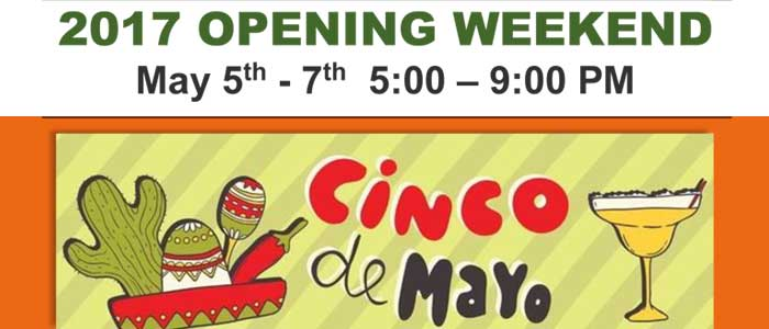 2017 Restaurant Opening Celebrates Cinco-de-Mayo