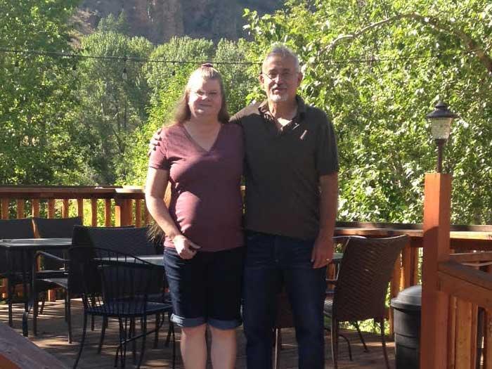 Mike & Lisa Pickens