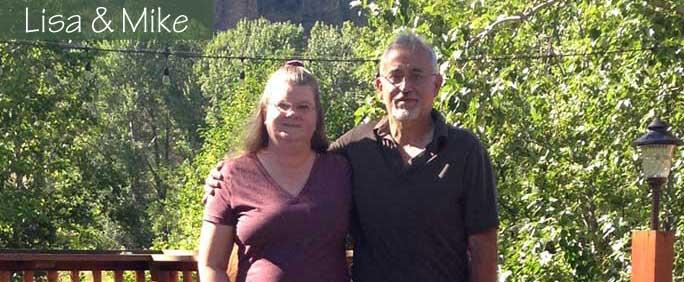 Lisa & Mike Pickens