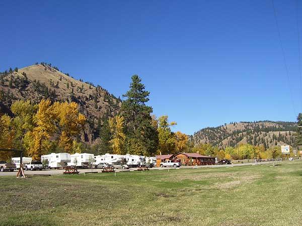 North Fork Idaho RV Park