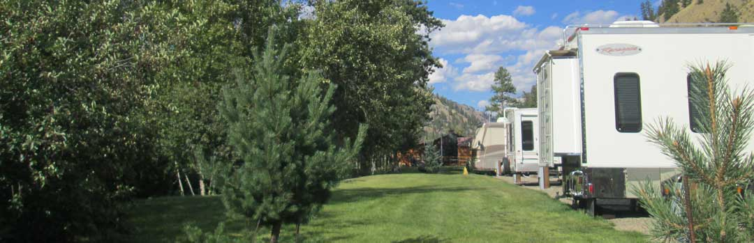 North Fork Idaho RV Park