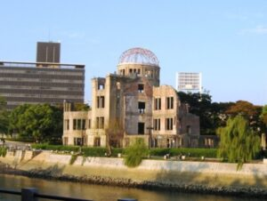 A-bomb Dome Japan