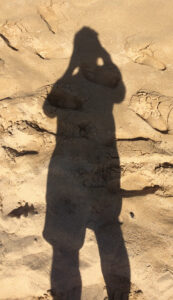 Shadow on Sand