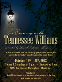 An Evening with Tennessee Williams
