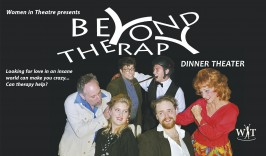 BEYOND THERAPY Dinner Theater