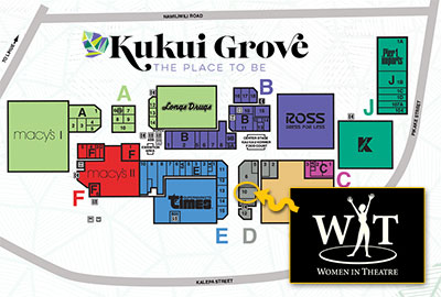 Women in Theatre Kukui Grove Location