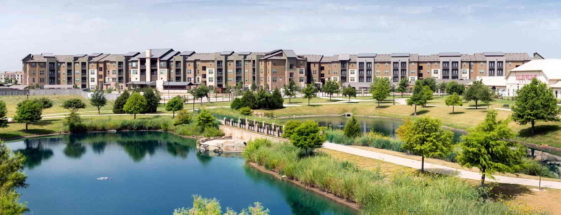 Community by Larkspur At Twin Creeks