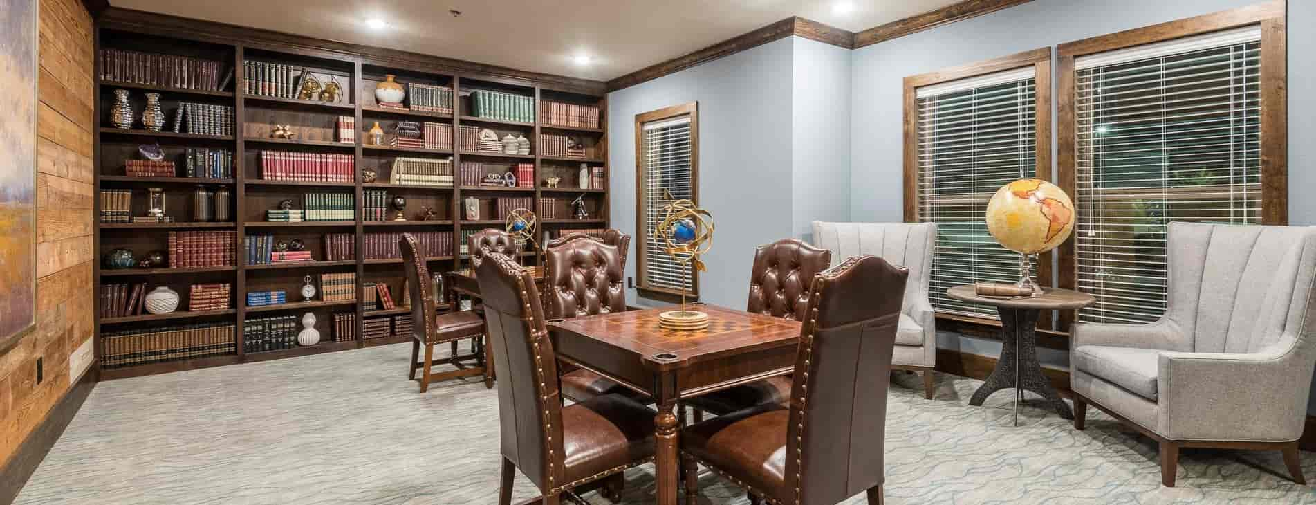 Office Interior Design by Larkspur At Twin Creeks