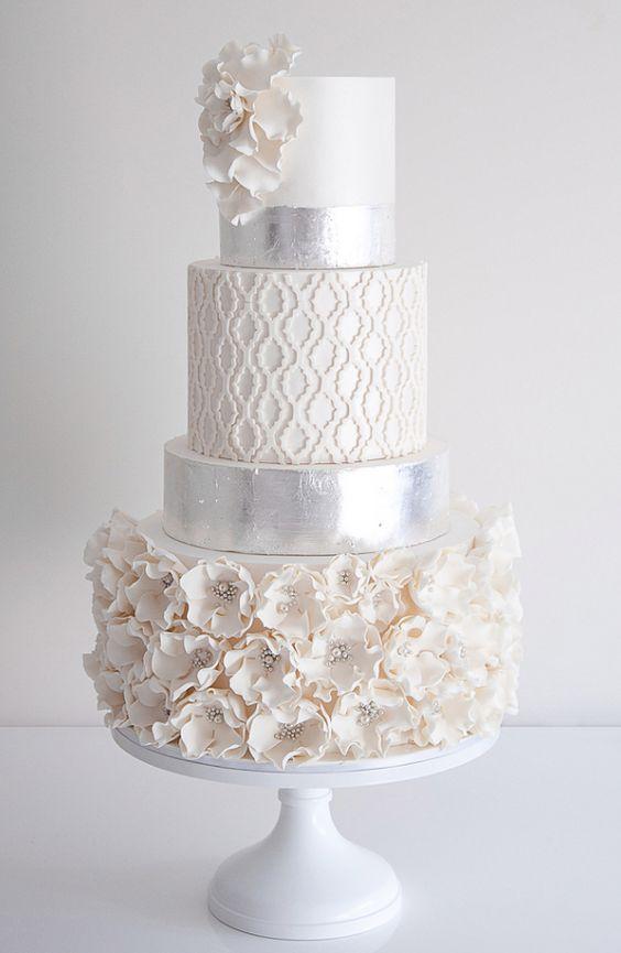 bizcochos boda blanca