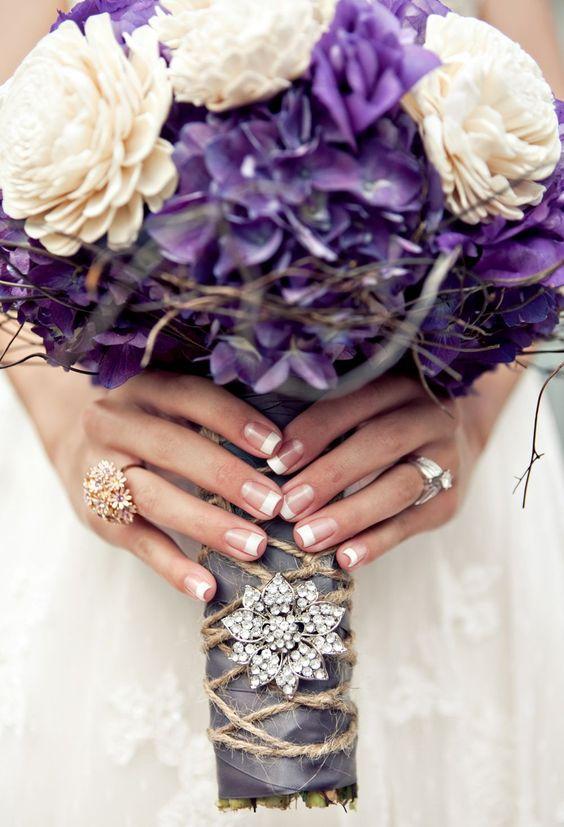como elegir el ramo de novia