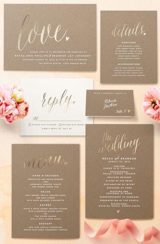 invitaciones bodas puerto rico