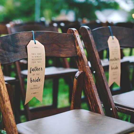 marca sillas para bodas