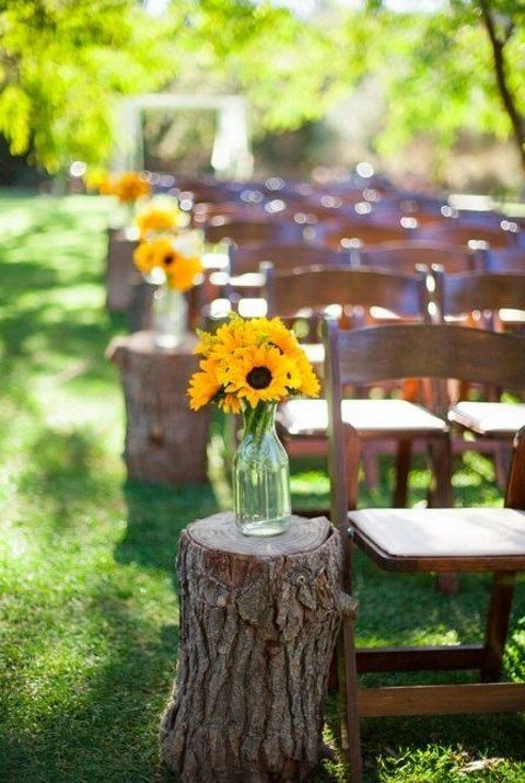ideas para una boda rustica