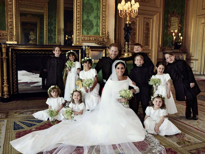 fotos oficiales de la boda real