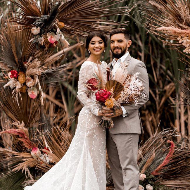 flores para bodas en otoño