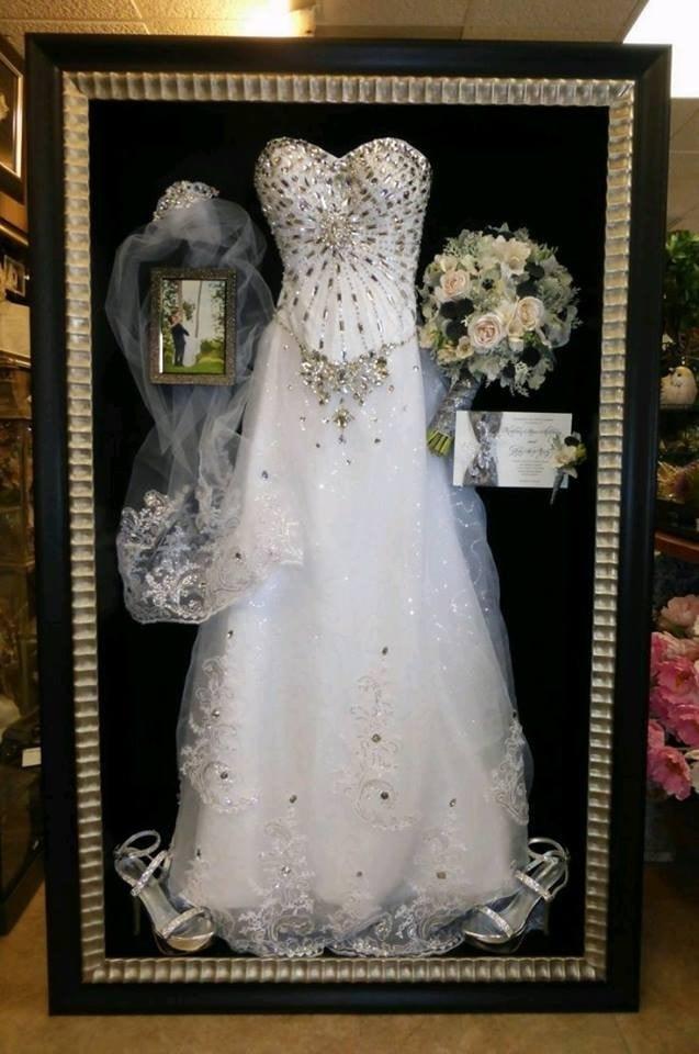 cuidar vestido de novia