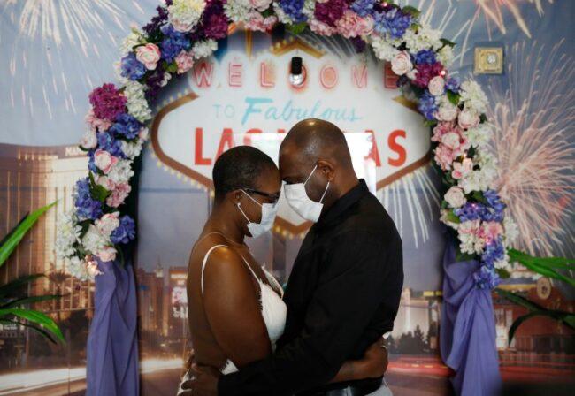 mini boda en las vegas