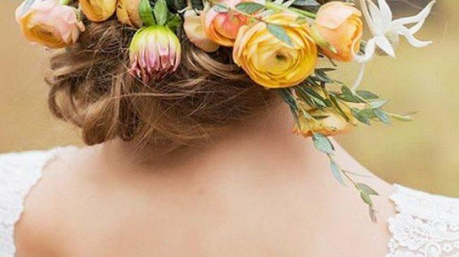 Accesorios y Peinados para Novias Boho