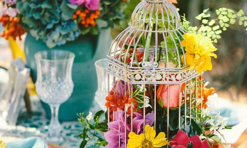Ideas para bodas de primavera