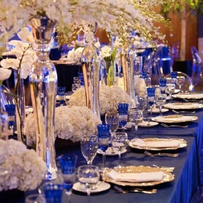 Classic Blue: el color del año 2020 para bodas
