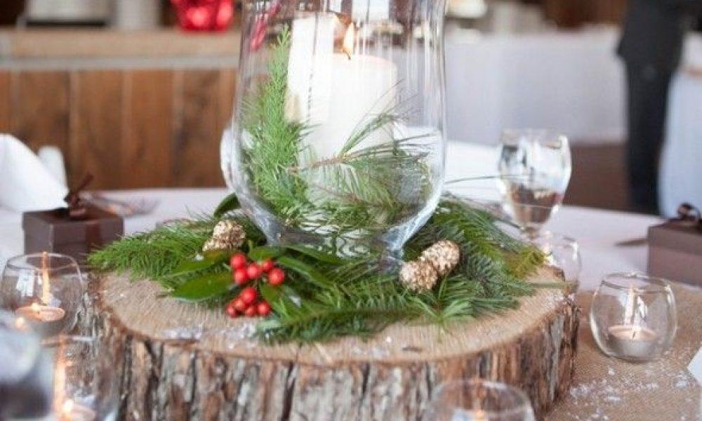 Ideas para una boda en Navidad