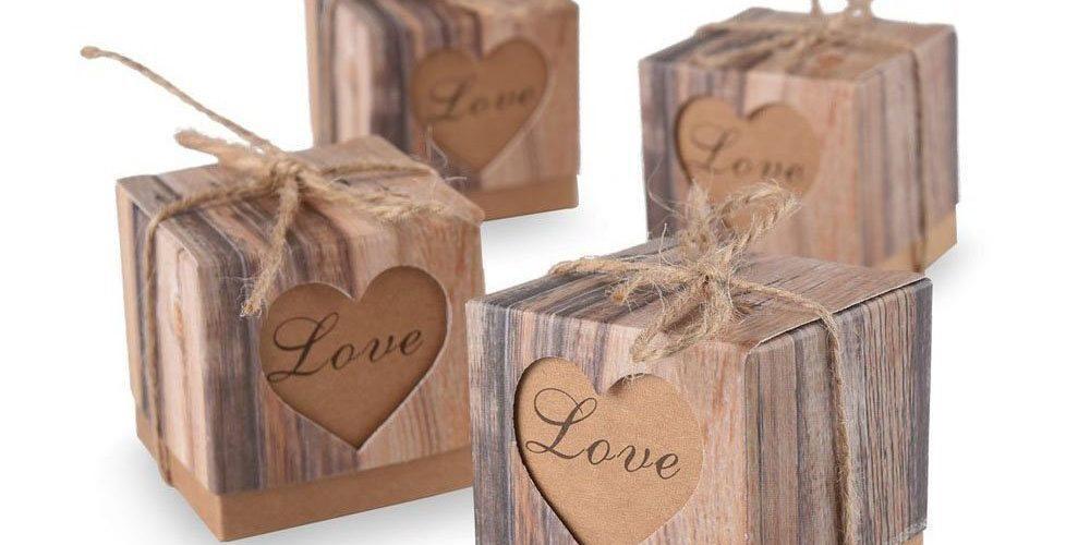 Detalles para regalar a los invitados de la boda