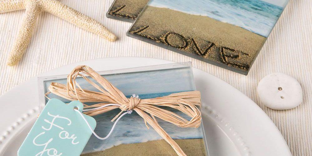 Recordatorios para boda útiles y modernos
