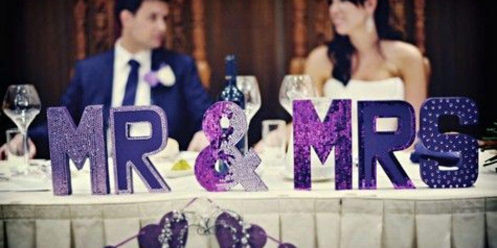 Ultra Violet: color del año 2018 para bodas