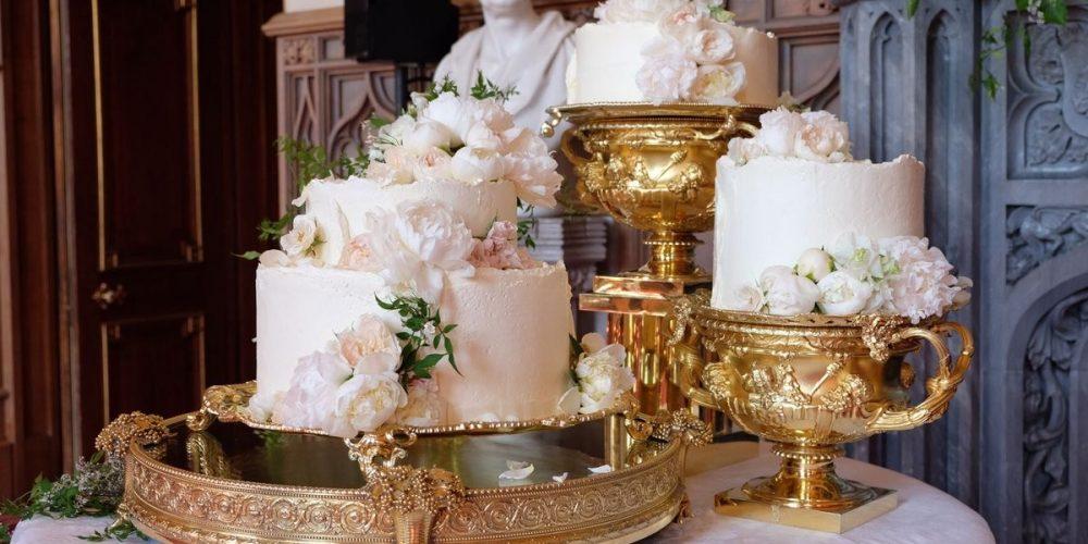 Así es el bizcocho de la boda real del príncipe Harry y Meghan Markle
