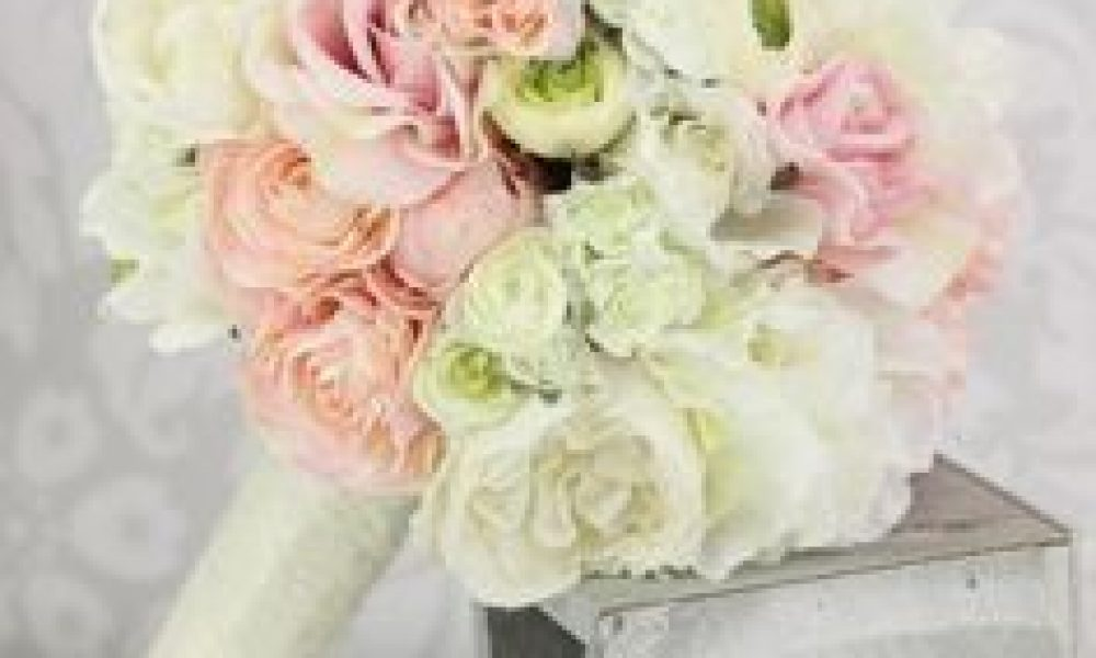 Cómo escoger el ramo de novia