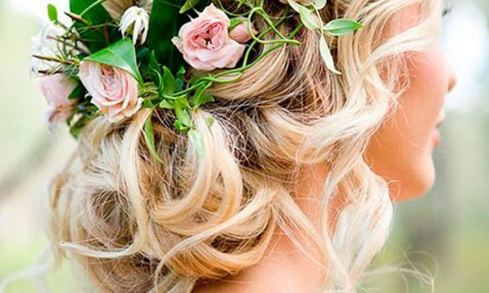 10 Peinados de novia que te encantarán
