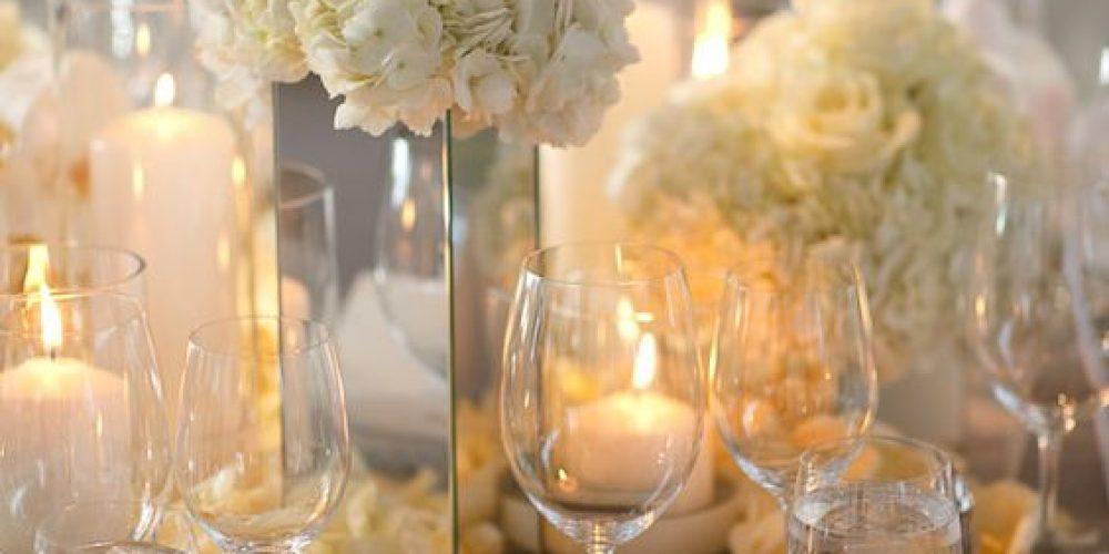 Ideas para una boda totalmente blanca