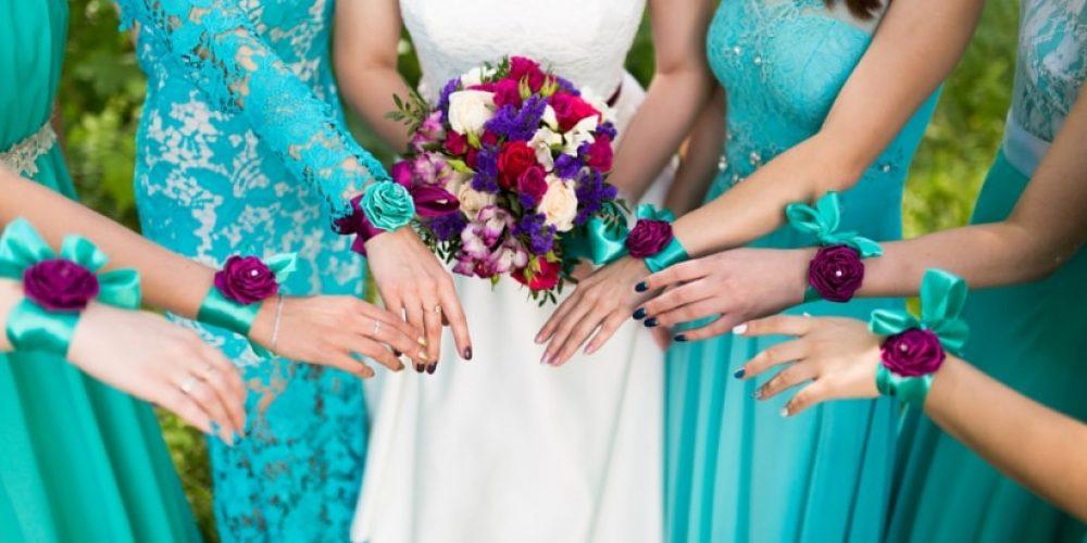 Corsages: tendencia en las bodas