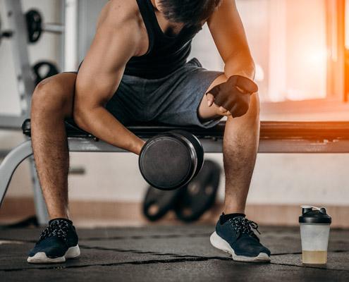 home  sweat challenge
