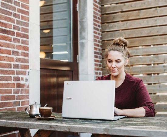 Online Course Laptop