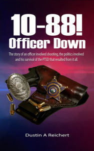 Autographed  copy. Includes FREE Thin Blue Line bookmark.