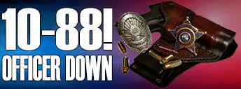 10-88! OFFICER DOWN | Dustin Reichert