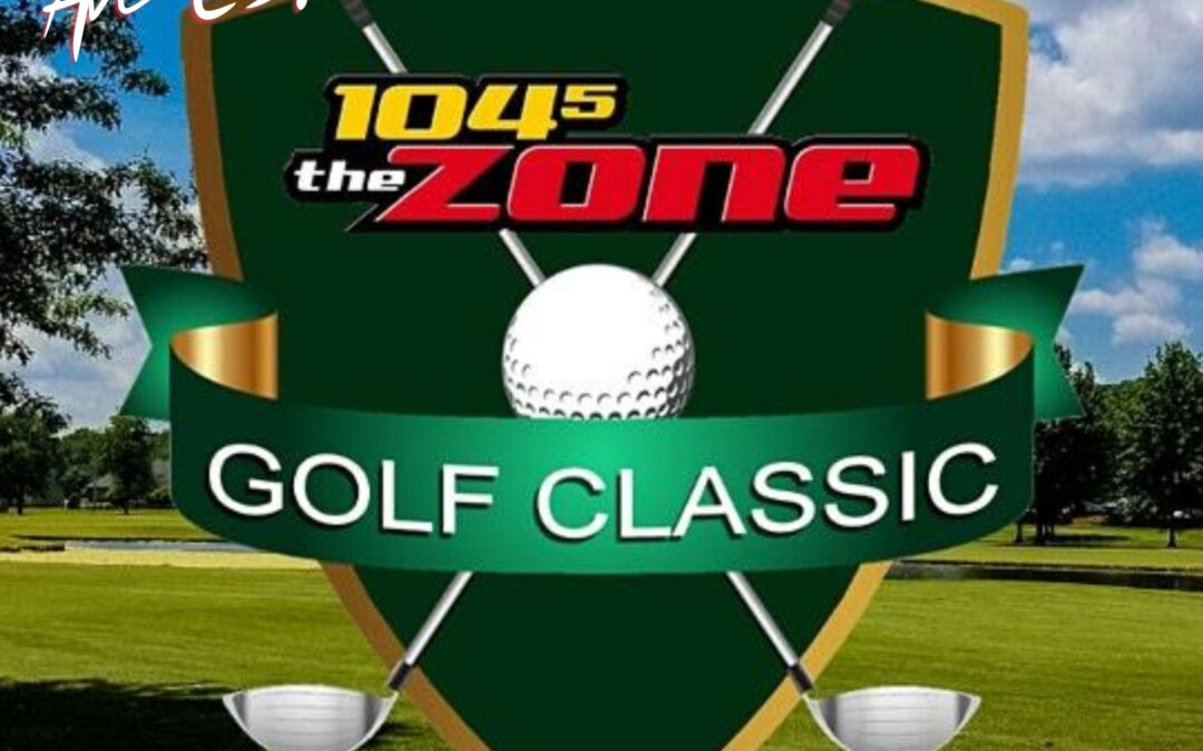 Win An E3 – At The 104-5FM The Zone 2020 Golf Classic!