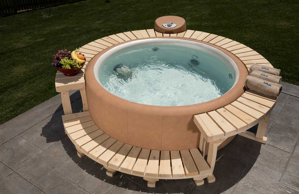 The Softub® model that started it all