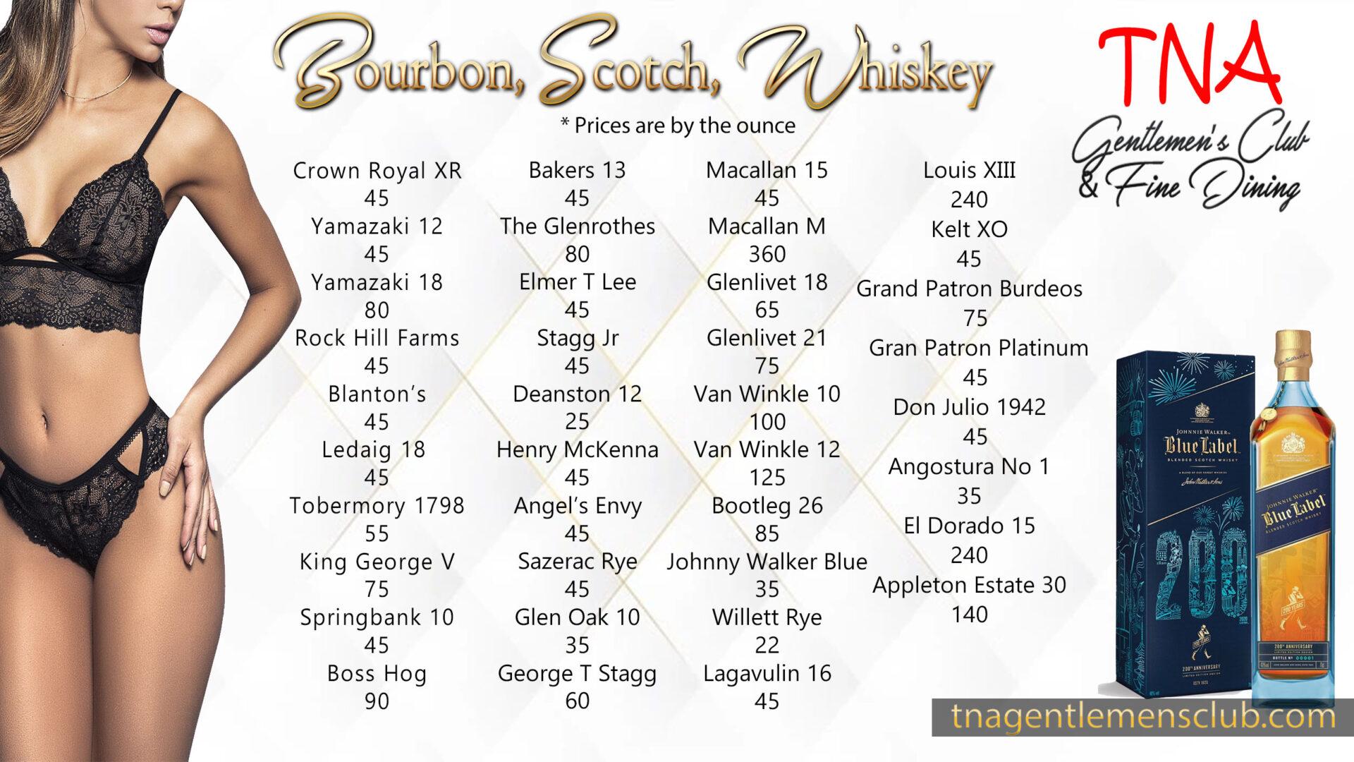 Bourbon scotch whiskey menu-Recovered