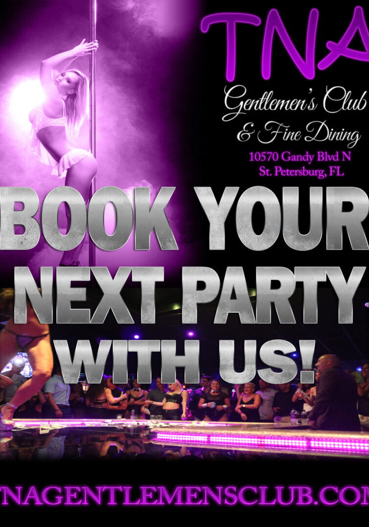 book your party