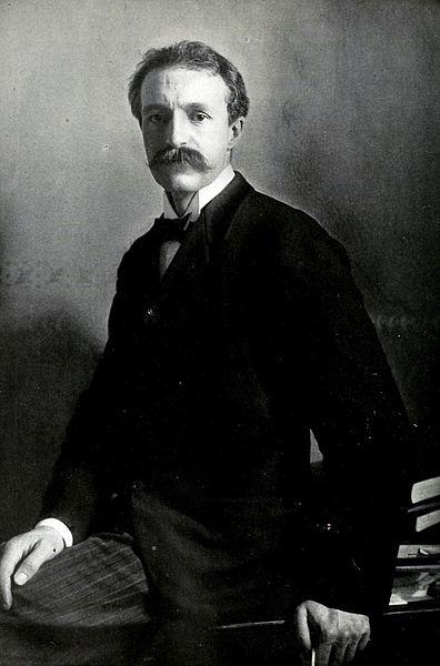 Portrait of Gilford Pinchot