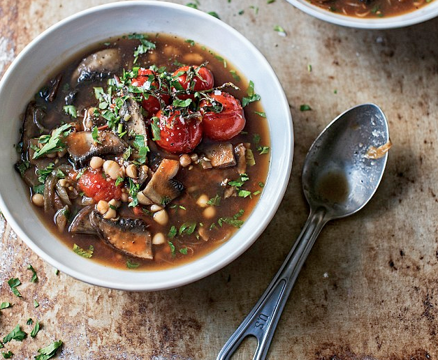 Accomplish your 2016 Weight Loss Goals with Soup