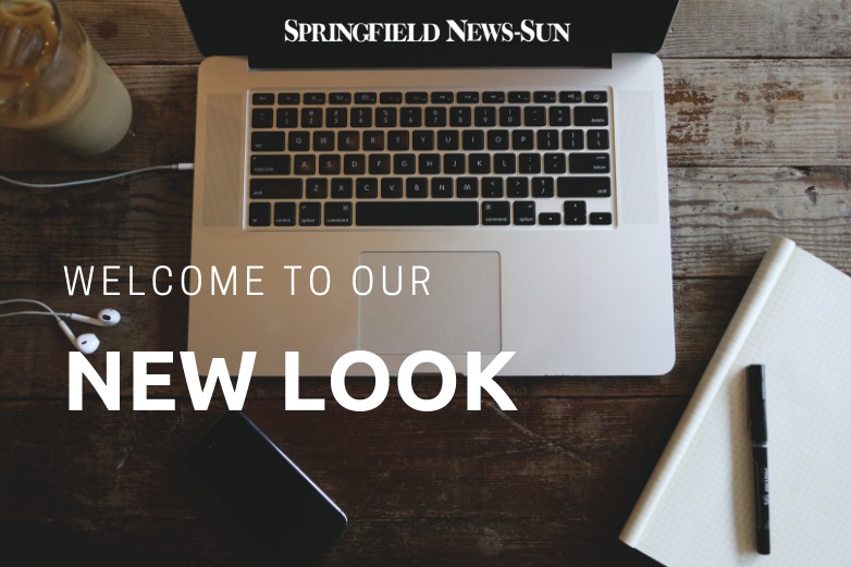 Springfield News-Sun has a new look!
