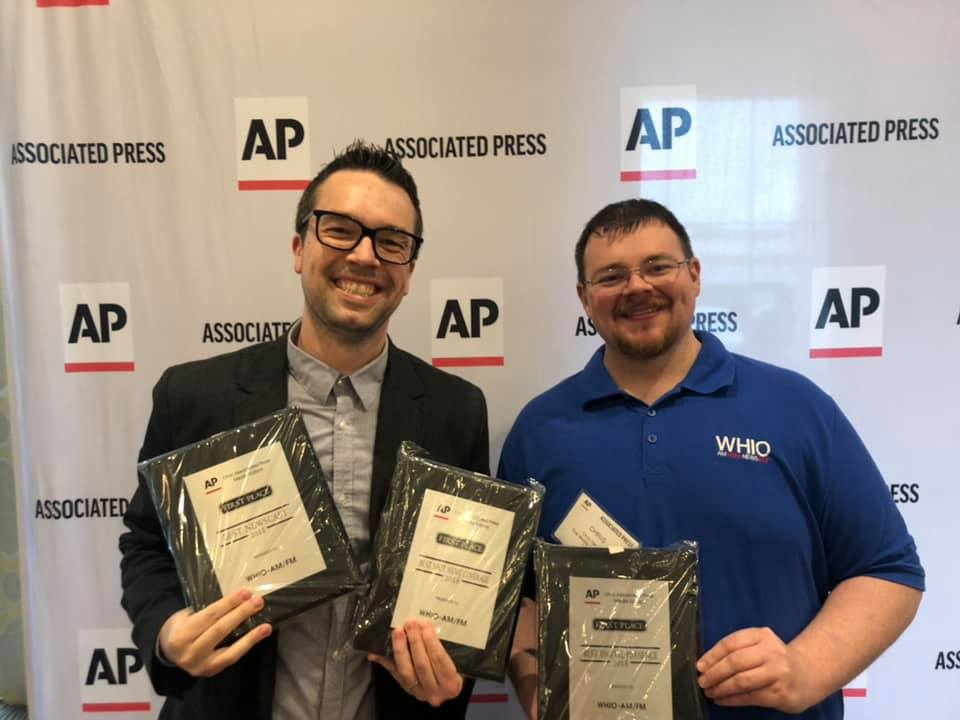 CMGO Sweeps AP Awards