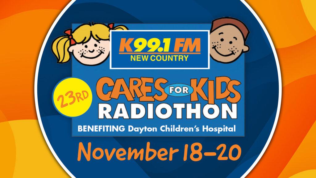 K99.1FM raises $251,390 for Dayton Children's Hospital.